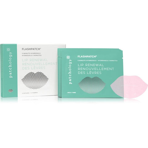 Flashpatch Lip Renewal 5 Pack