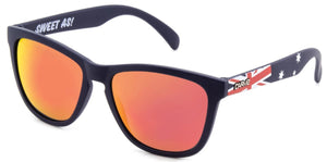 AUSTRALIANA Non-Polarized Iridium Sunglasses by Carve