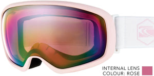 FIRST TRACKS Low Light Lens Goggles - Small