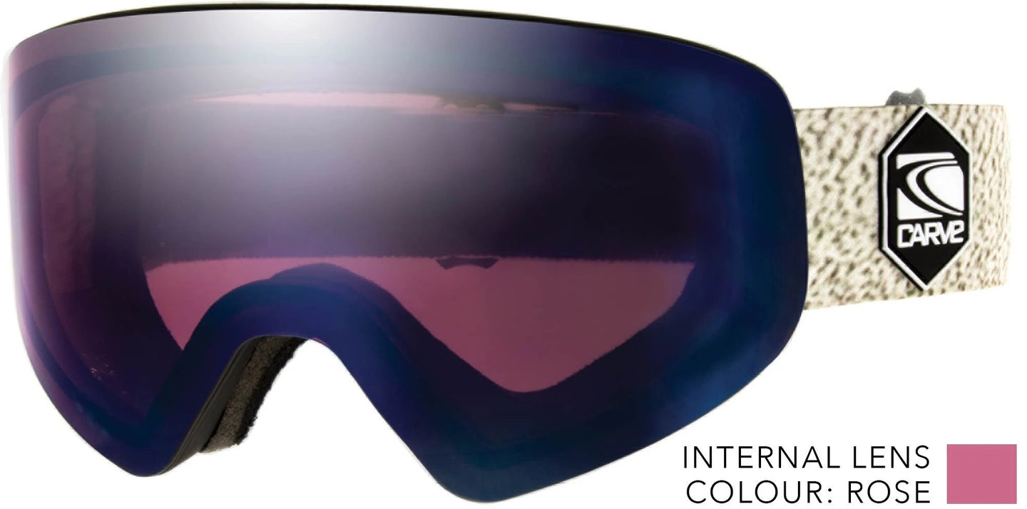 INFINITY Low Light Lens Goggles by Carve