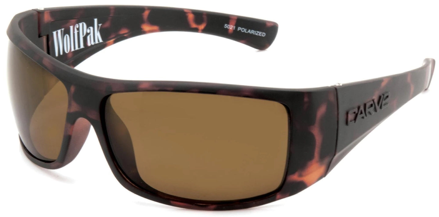 WOLFPAK Polarized FLOATABLE Sunglasses by Carve