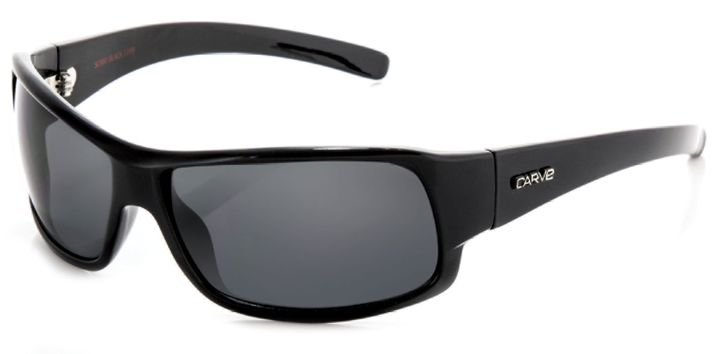SONNY BLACK Non-Polarized Sunglasses by Carve