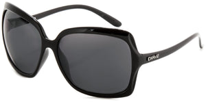 GRACE Gloss Black| Grey Non-Polarized Sunglasses - Carve Eyewear