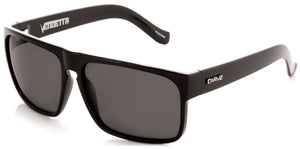 VENDETTA Gloss Black | Grey Non-Polarized - Carve Eyewear