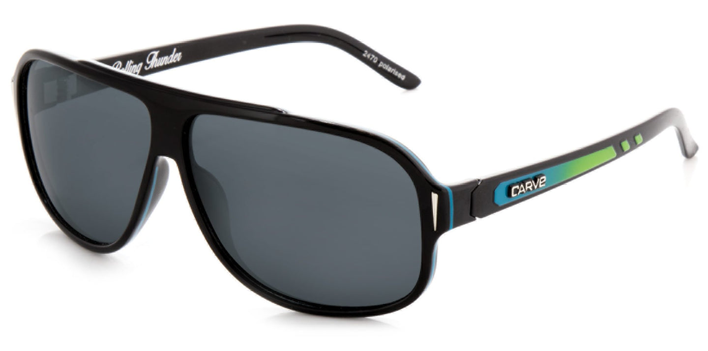 ROLLING THUNDER Polarized Sunglasses by Carve