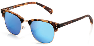 MILLENNIALS Matt Tort | Blue Iridium Non-Polarized Sunglasses - Carve Eyewear