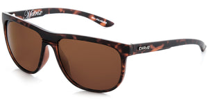 MATRIX Matt Tort | Bronze Polarized Sunglasses - Carve Eyewear
