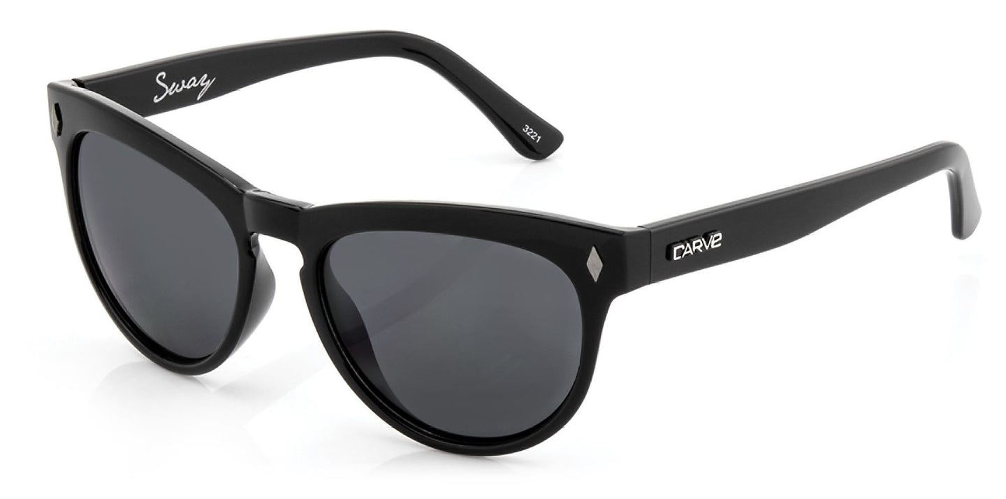 SWAY Non-Polarized Sunglasses by Carve