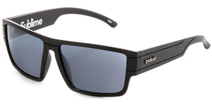 SUBLIME Matt Black | Grey Non-Polarized - Carve Eyewear