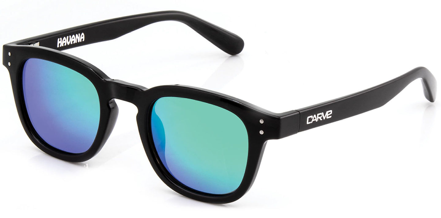 HAVANA Non-Polarized Iridium Sunglasses by Carve
