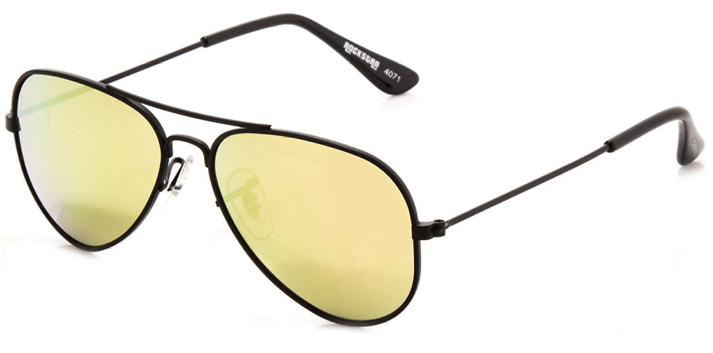 ROCK STAR KIDS Non-Polarized Iridium Sunglasses by Carve