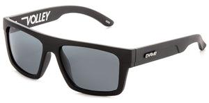 VOLLEY KIDS Matt Black | Grey Non-Polarized - Carve Eyewear