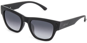 MARLEY Matt Black | Grey Polarized Sunglasses - Carve Eyewear