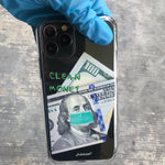 Clean Money iPhone Case - Pleasant Cases