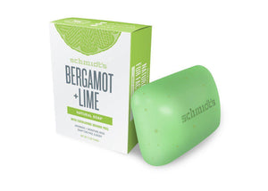 Bergamot and Lime Soap - 5 oz - Schmidt's