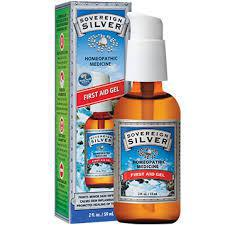 Sovereign Silver - First Aid Gel