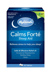 Calms Forte - 50 Tabs - Hylands
