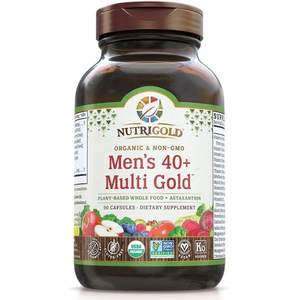 Men's 40+ Multi Gold - 90 Caps - NutriGold