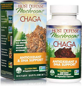 Chaga - 60 Caps - Host Defense