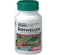 Boswellin - 300mg - 60 Caps - Natures Plus