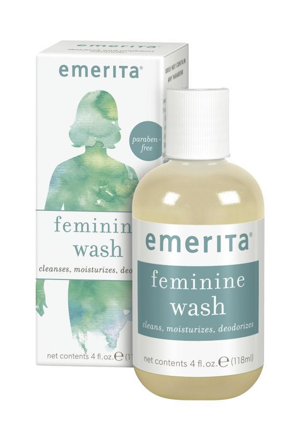 Feminine Wash - 4 fl oz - Emerita