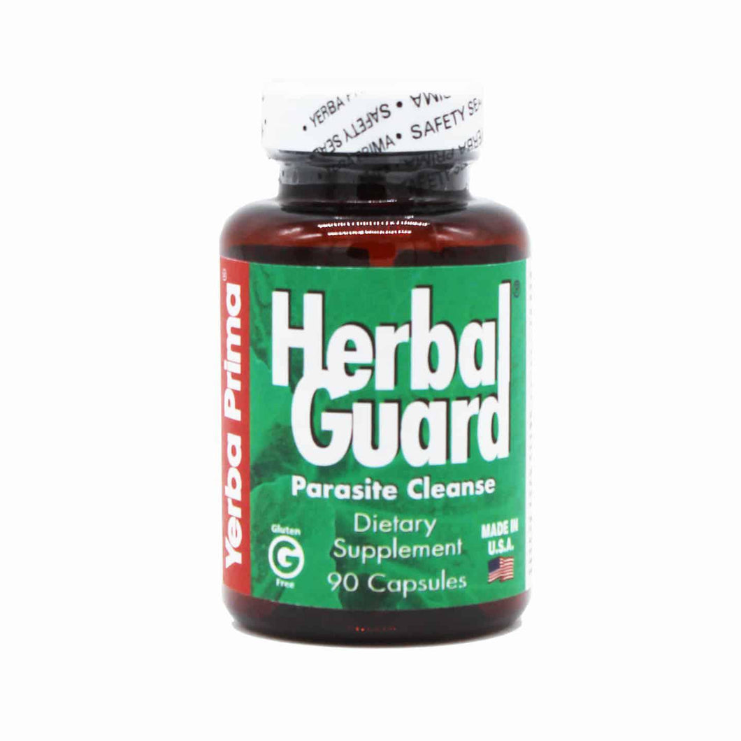 Herbal Guard parasite cleanse - 90 Caps - Yerba Prima
