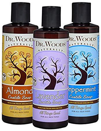 Castile Soap - Dr. Woods