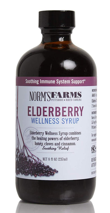 Elderberry Extract - 8 fl oz - Norm's Farms