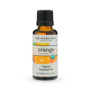 Organic Essential Oil - Dr. Mercola