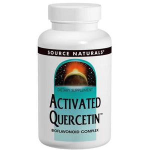 Activated Quercetin - 50 Caps - Source Naturals