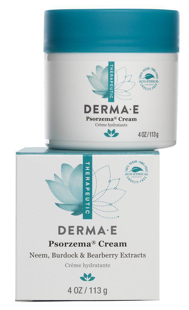 Psorzema Cream - 4 oz - Derma E
