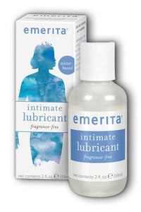 Intimate Lubricant - 2 fl oz - Emerita
