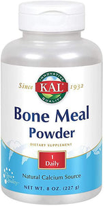 Bone Meal Powder - 8 oz - Kal