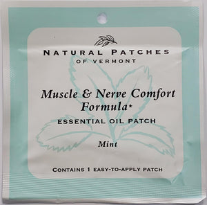 Natural Patches of Vermont - Essential Oil Patches