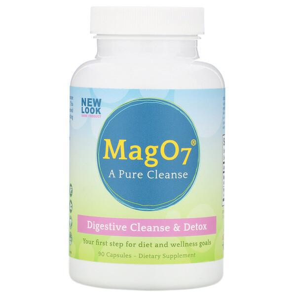 MagO7 - Digestive Cleanse and Detox - 90 caps