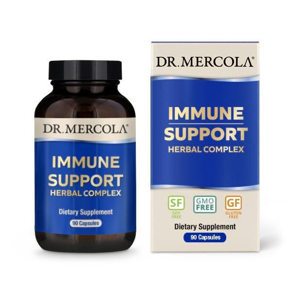 Immune Support - 90 Caps - Dr. Mercola