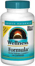 Load image into Gallery viewer, Wellness Formula - 120 Caps - Source Naturals