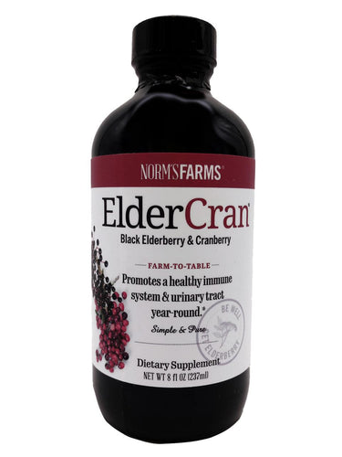 ElderCran - 8 fl oz - Norm's Farms