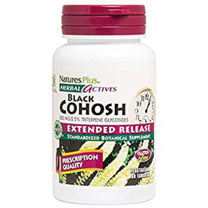 Black Cohosh - 200mg - 30 Tabs - Natures Plus