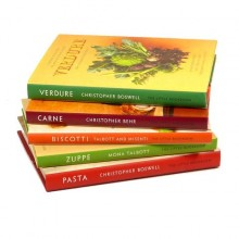 RSFP Grande Pack: Carne, Pasta, Verdure, Biscotti, and Zuppe(Set of 5 Books)