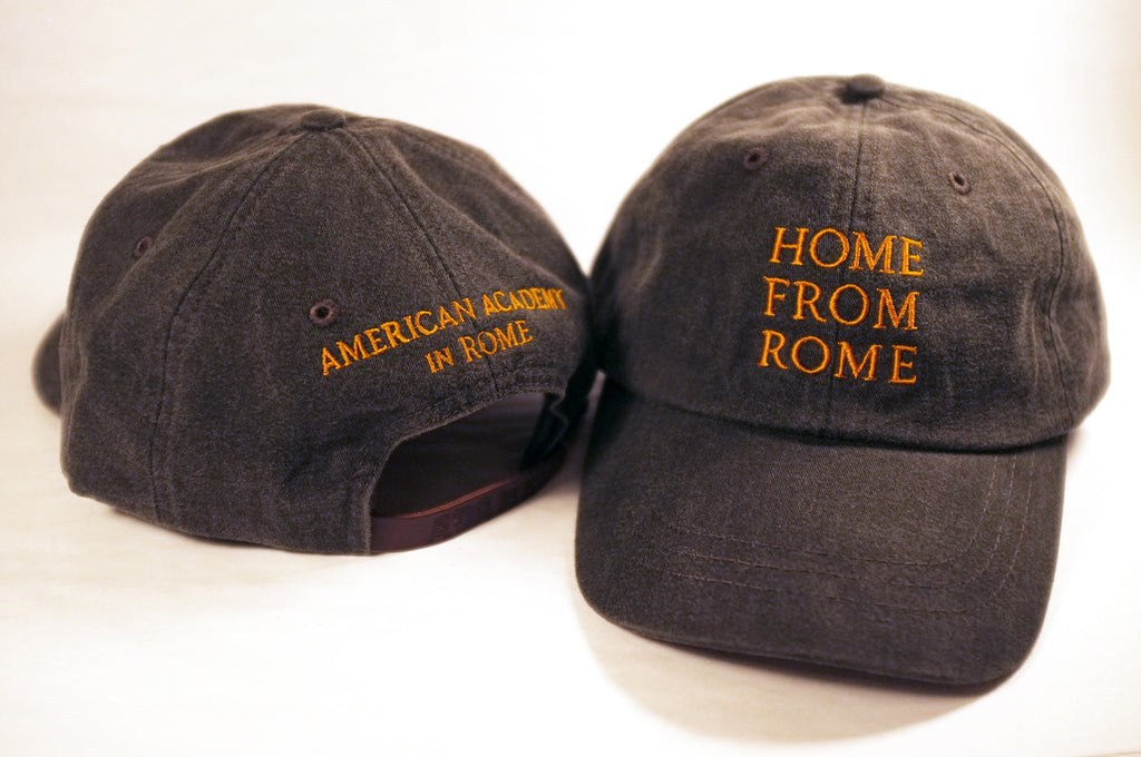 'Home from Rome' Cap