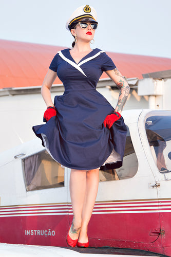 Navy Soldier Dress