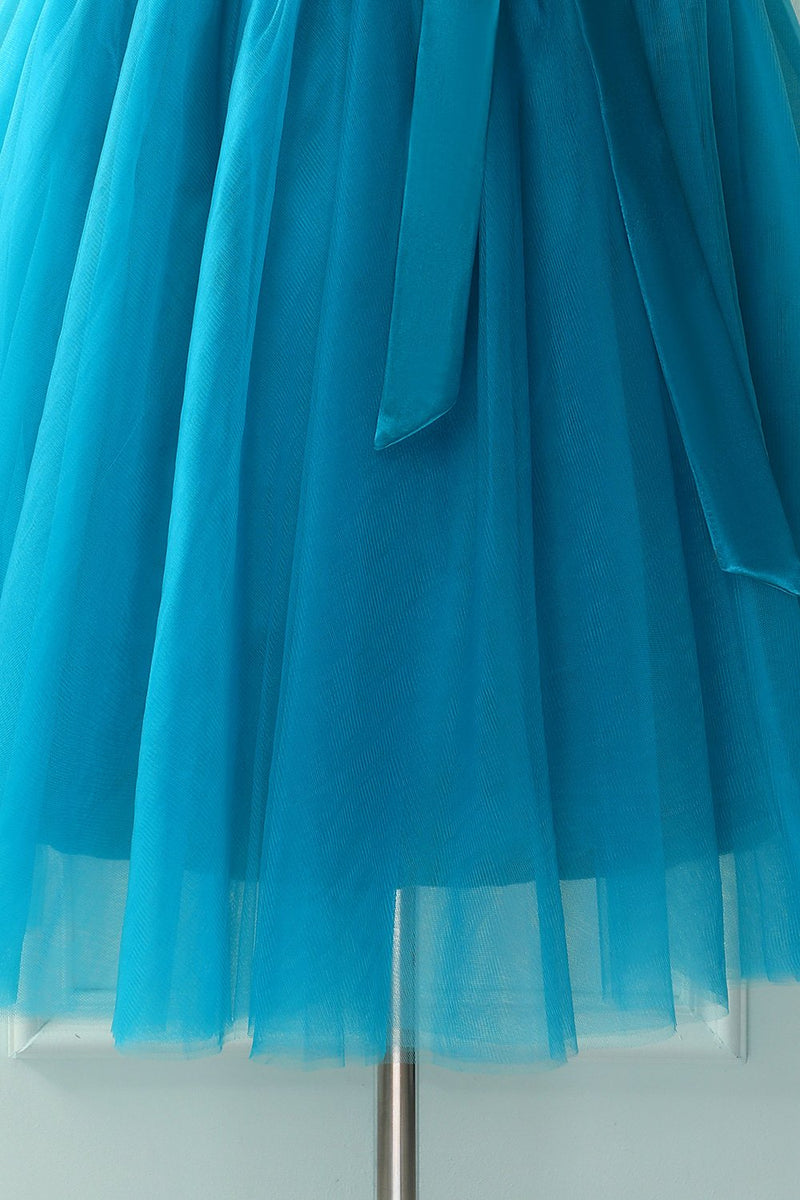 Load image into Gallery viewer, Turquoise Midi Skirt