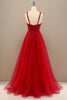 Load image into Gallery viewer, Beautiful Red Sweetheart Prom Dress with Beading