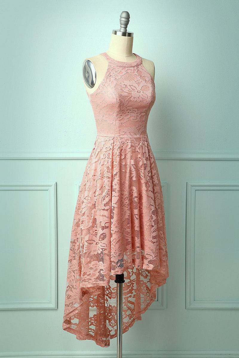 Load image into Gallery viewer, Blush Lace Dress