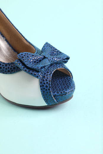 High Heels with Bowknot