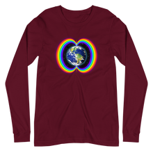 Load image into Gallery viewer, Rainbow Bridge Unisex Long Sleeve