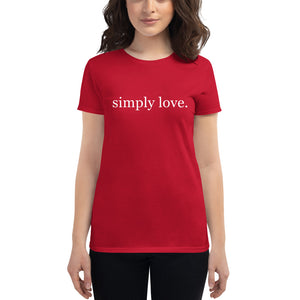 Simply Love ~ Women's T-shirt