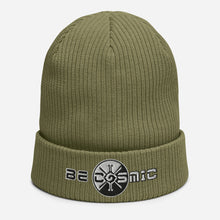 Load image into Gallery viewer, Be Cosmic ~ Organic Cotton Beanie
