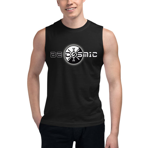 Be Cosmic ~ Unisex Sleeveless Shirt